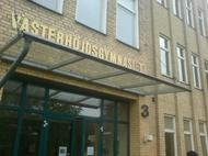 Västerhöjd Gymnasium, Skövde, Sverige