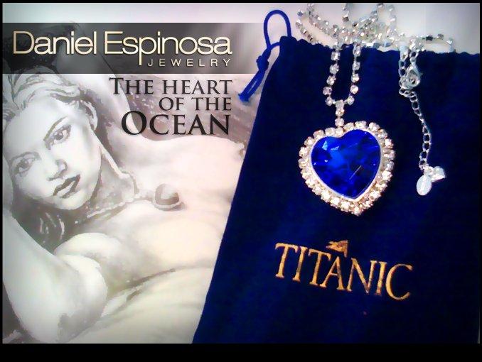 """Corazon Del Mar Titanic Bien """"el Corazón Del Mar"""""""