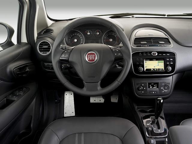 Fiat Linea 2016 BlackMotion