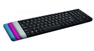 Logitech K230 Wireless Keyboards (2.4  GHz Wireless Technolgy) worth Rs.1045 for Rs.545 with 3 Years Comapny Warranty