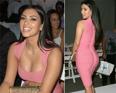 Kim Kardashian Silver Paint Magazine Shoot