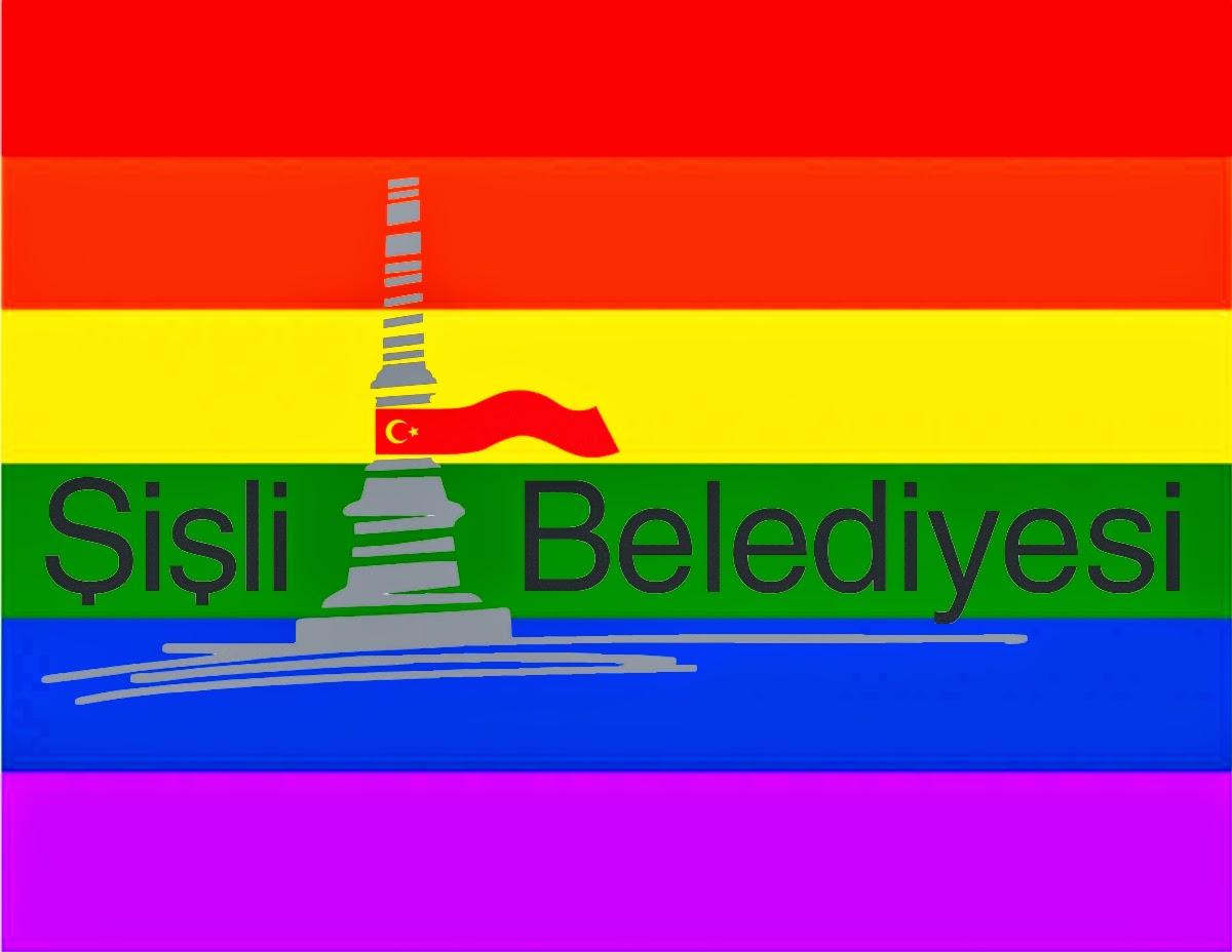 şişli belediyesi eşcinsel lgbt trans