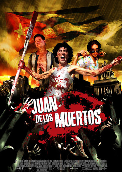 Pelicula Juan de los Muertos