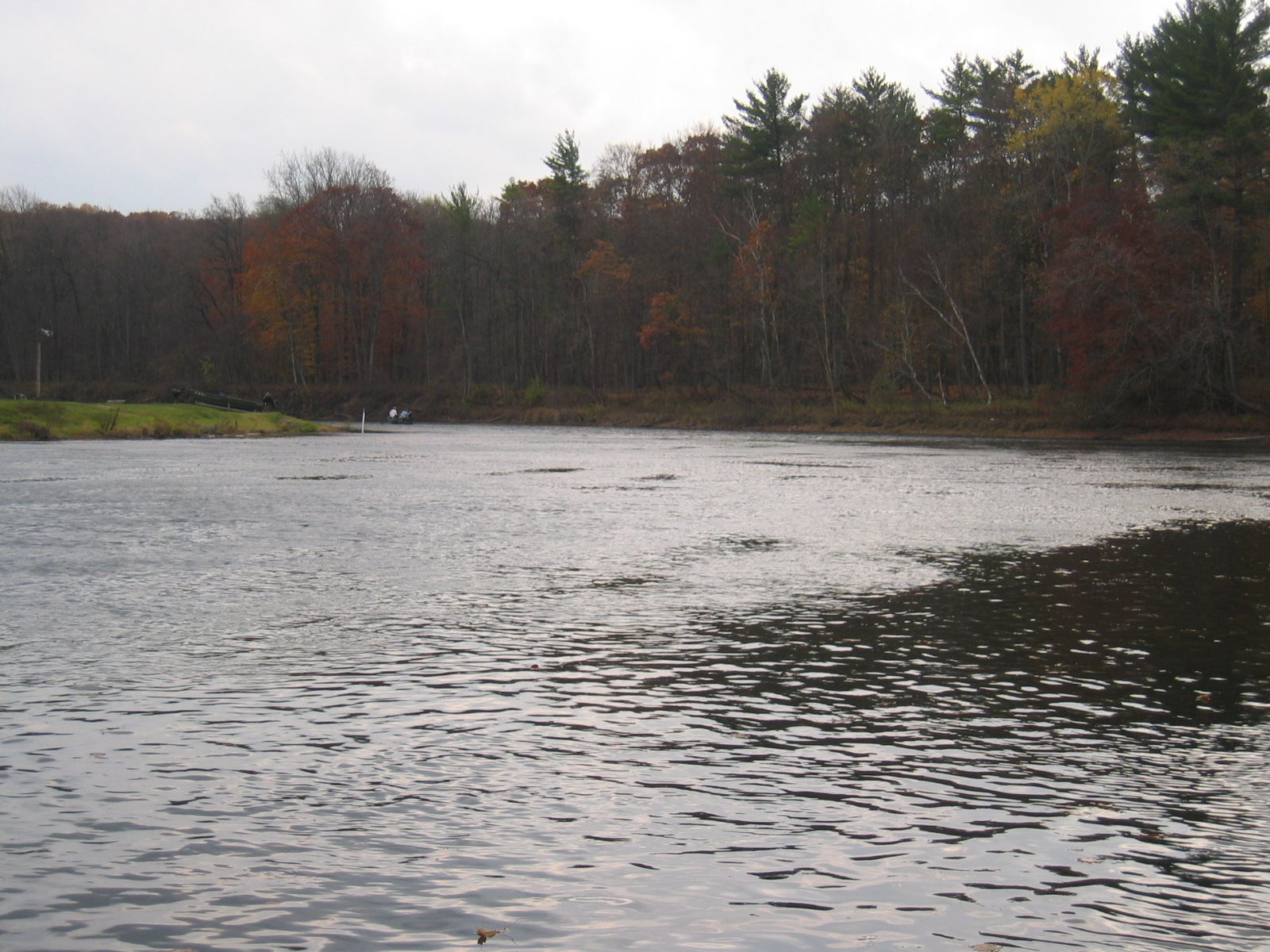 The headhunter muskegon river michigan for Muskegon river fishing