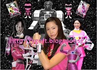 All time favourite Ranger - Cassie Chan (Pink Turbo/Space Ranger), portrayed by Patricia Ja Lee