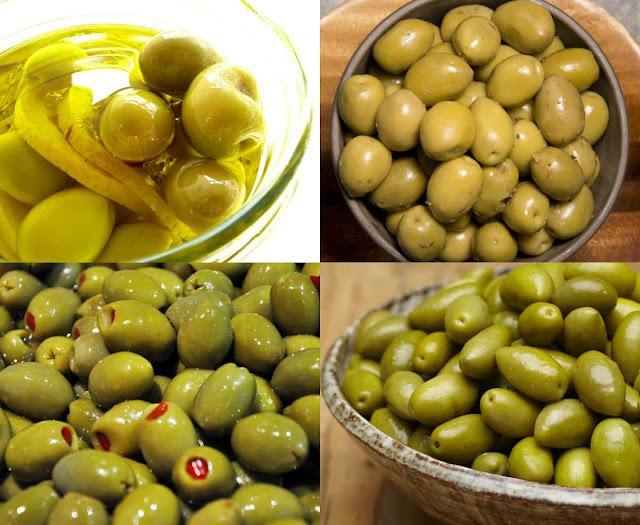 أسهل طريقة لتخليل الزيتون الأخضر بسرعة