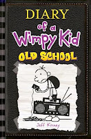 bookcover of OLD SCHOOL (Wimpy Kid #10) by Jeff Kinney