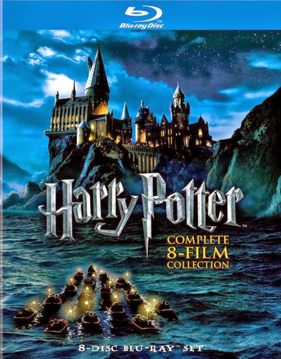 Harry potter the complete 8 film collection tamil eng for Sejour complet harry potter