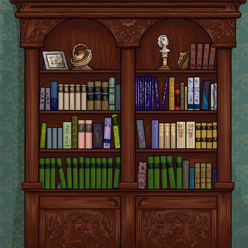 Bookcase Art And Home Designs