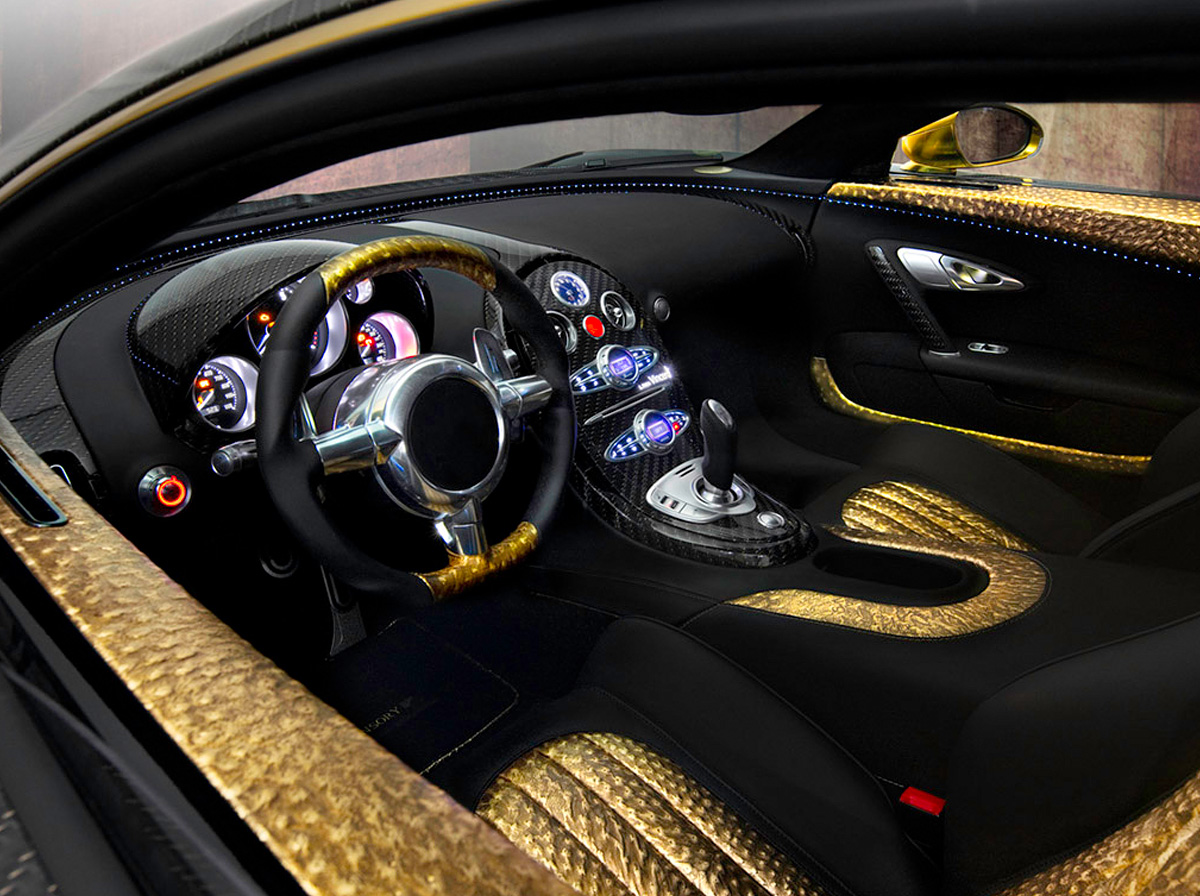 Automotive Interior Cars Design
