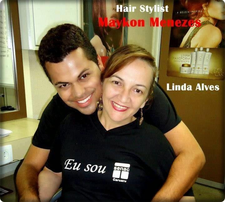 Linda Alves uma das melhores profissionais de beleza do Brasil