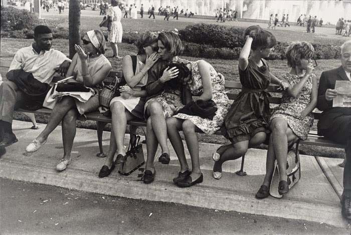 Garry Winogrand exhibition at Jeu de Paume, Paris