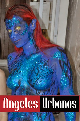 Body Painting Mystique