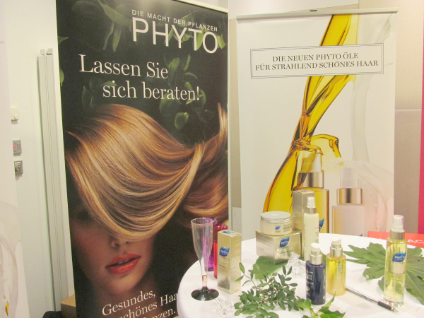 Beautypress Blogger Event Mai 2014 Phyto 3