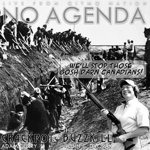 No Agenda - 2011 Oct 06 TH [sebaygo1]
