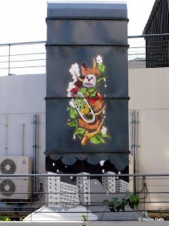CULTIVO BIOLÓGICO EN EL CENTRO DE BANGKOK, TAILANDIA