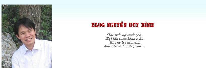Nguyễn Duy Bình