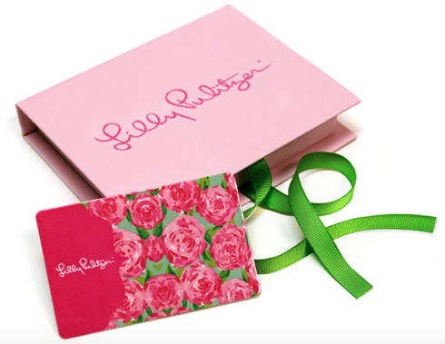 Lilly Pulitzer Gift Card GIVEAWAY | Fashion meets Food