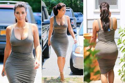 Dalam Sehari, Kim Kardashian Sanggup Ngeseks Ratusan Kali