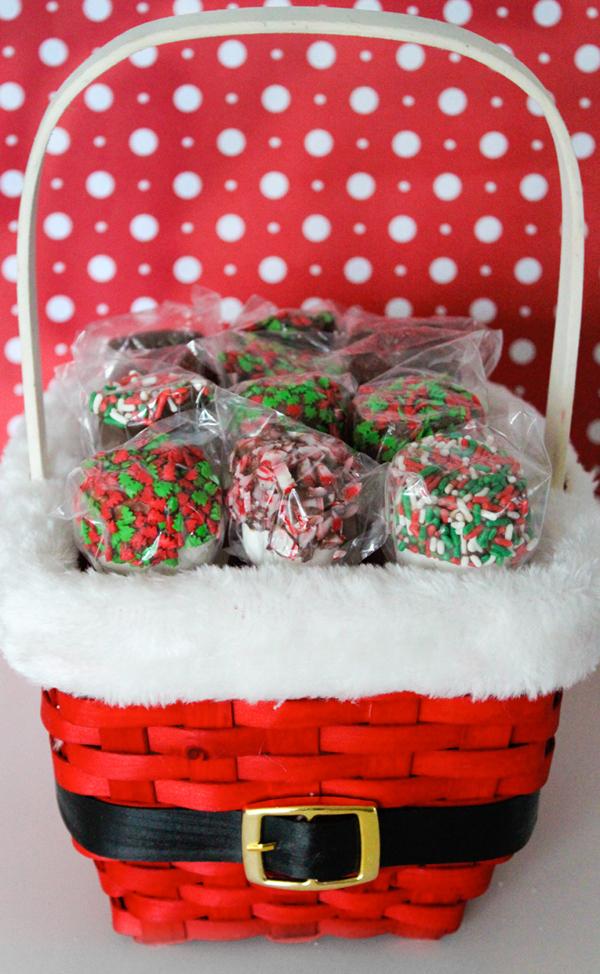 Christmas Marshmallow Treats!
