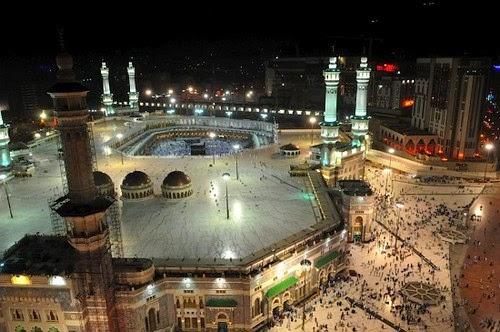 Masjidil Haram  – Makkah, Arab Saudi