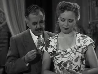 imágenes de la película El gran calavera de Luis Buñuel.