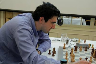 Echecs à Zurich : Kramnik battu par Aronian lors de la partie rapide de la ronde 4 - Photo © www.chess-news.ru