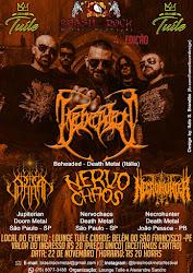 4º BRASIL ROCK METAL FESTIVAL