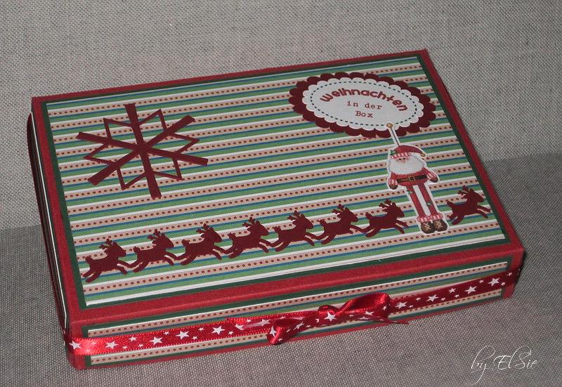 siegellas kreative ecke weihnachten in der box. Black Bedroom Furniture Sets. Home Design Ideas