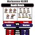 40k Death Match! Tyranid Warriors vs Astra Militarum Ogryn!