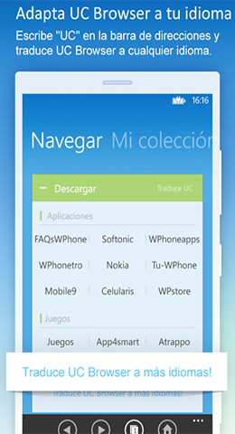 UC Browser 3.6