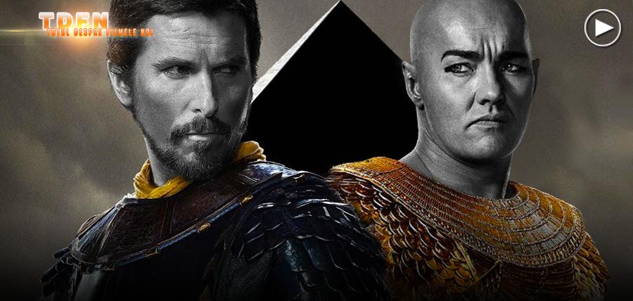 Clip Nou Din EXODUS: GODS AND KINGS - Ridley Scott Promite Un Adevărat Film Epic