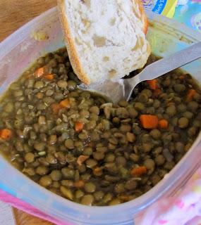 masoor soup