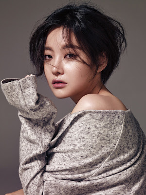 Oh Yeon Seo Marie Claire January 2016