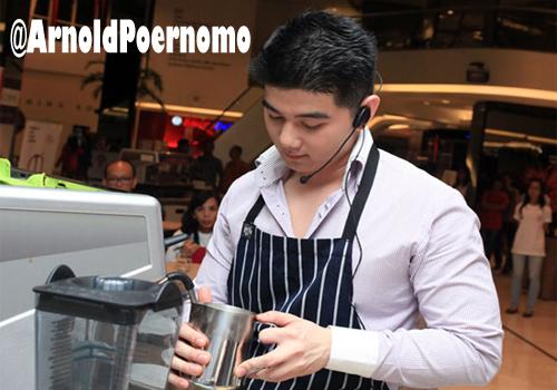Chef Arnold Poernomo
