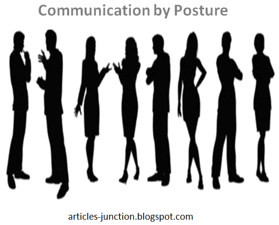 Communication by posture