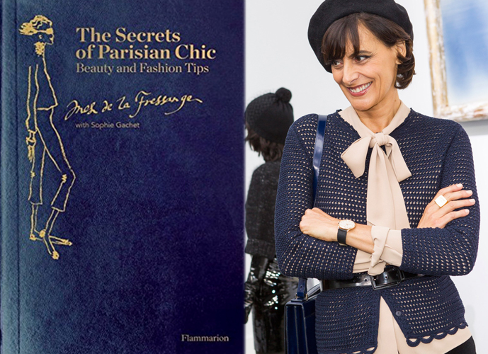 Best fashion and style book releases in autumn / fall 2015 / Ines de la Fressange The Secrets of Parisian Chic, beauty & fashion tips from Parisienne new book / via fashionedbylove.co.uk british fashion blog