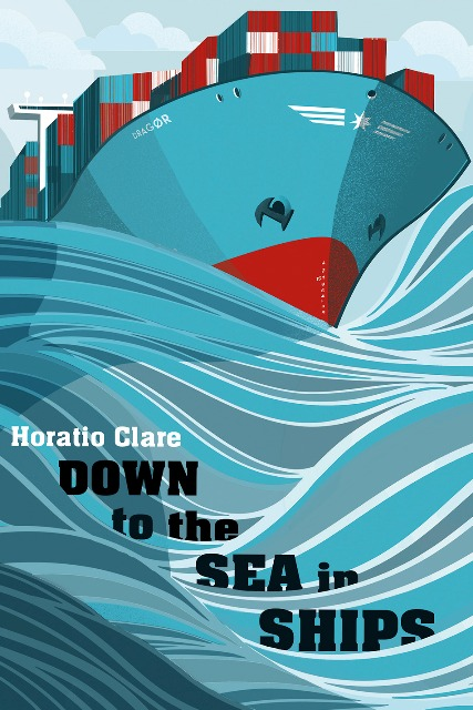 Posti cover art 'Down to the sea in ships'.