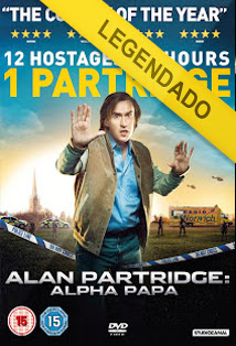 Alan Partridge: Alpha Papa – Legendado