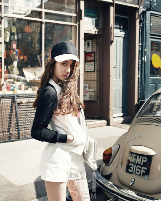 [PICTURE] Krystal for Vogue Girl Magazine July Issue 2012