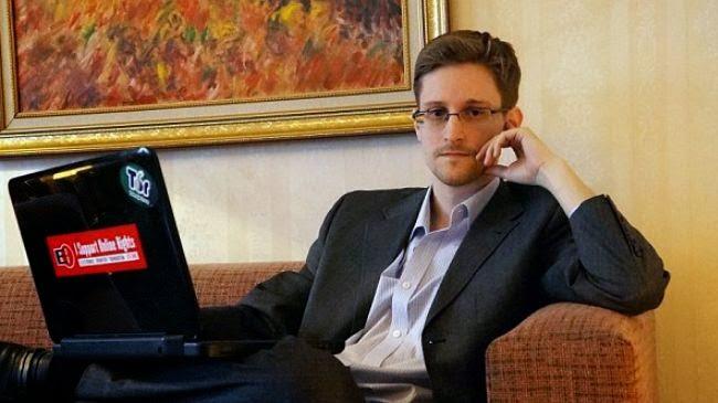 AS Berusaha Tukar Hacker Rusia dengan Edward Snowden MOSKOW RUSIA