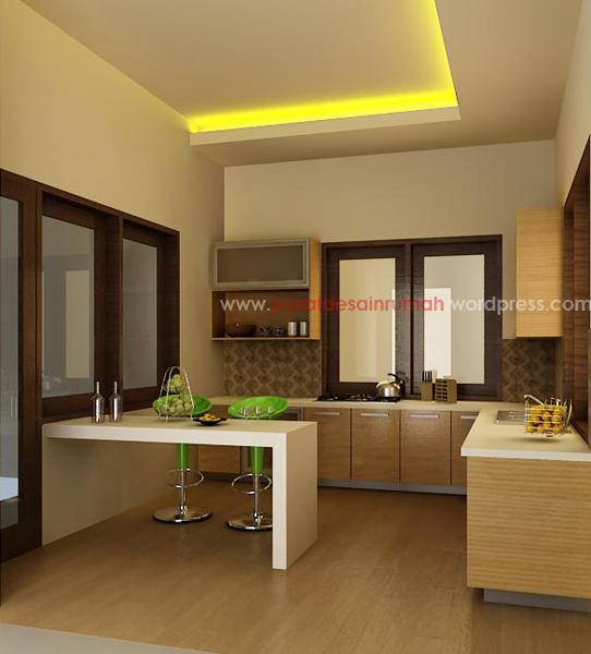 Design Dapur Minimalis Modern