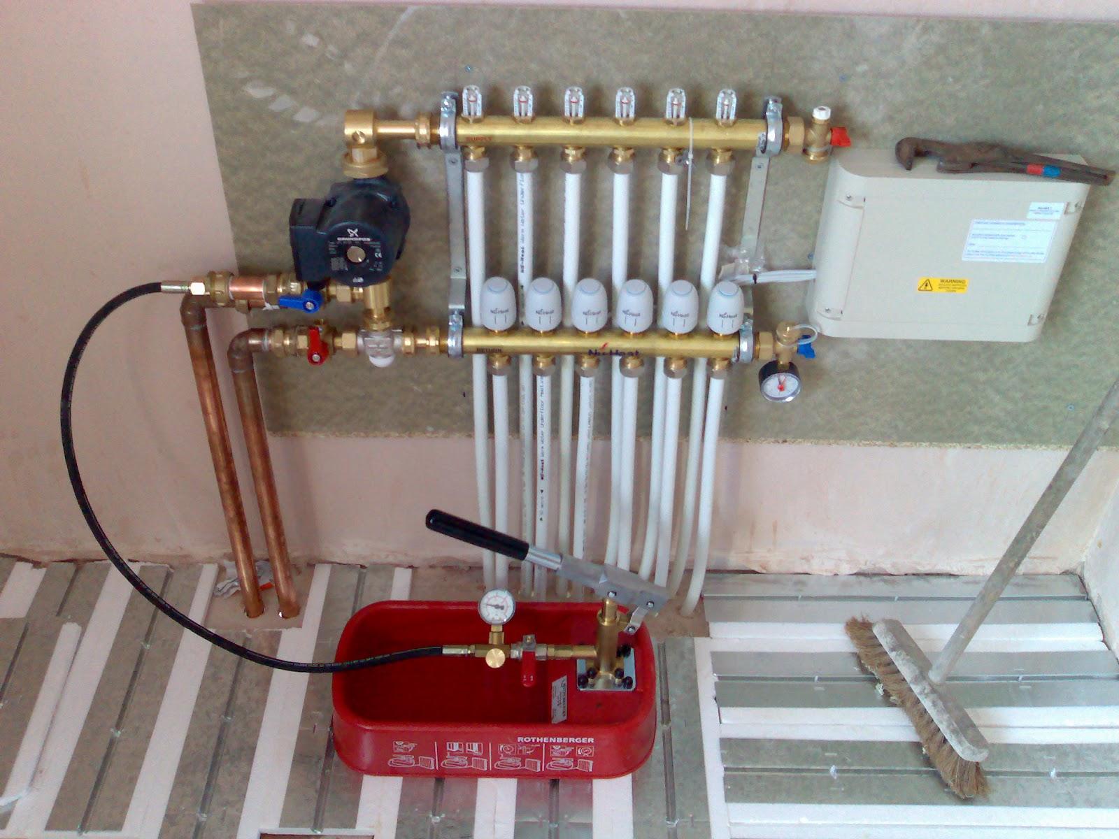Rojasfrf  Underfloor Heating