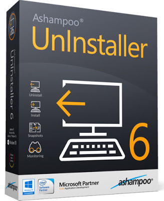 Download Ashampoo UnInstaller 6.00.14 Multilingual Portable