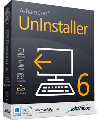 Download Ashampoo UnInstaller 6.00.14 Multilingual Portable