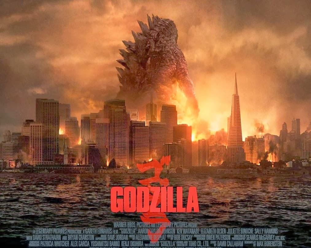 Godzilla : Teaser Trailer