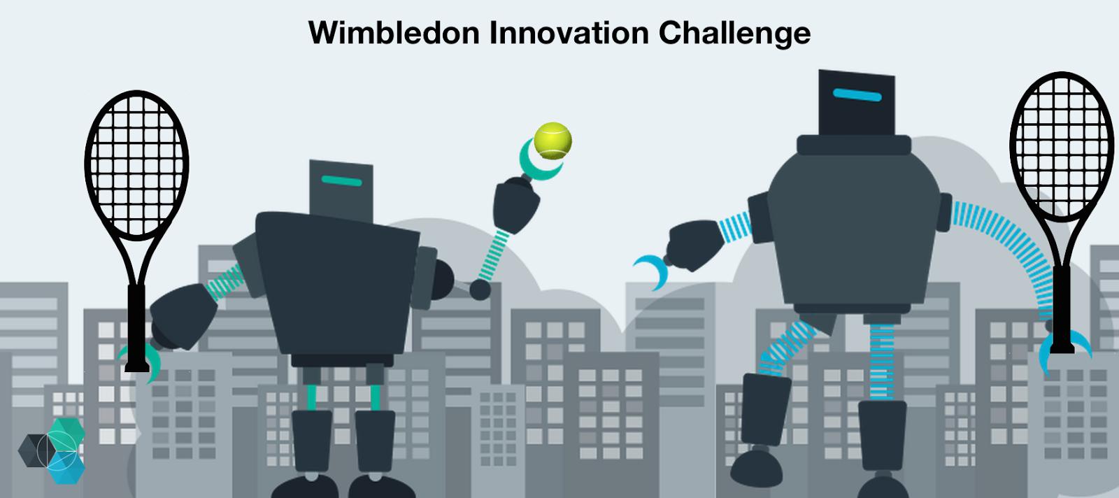 Bluemix, Robots, and the Wimbledon Innovation Challenge