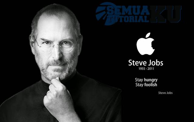 5 Pelajaran Bisnis dari Steve Job