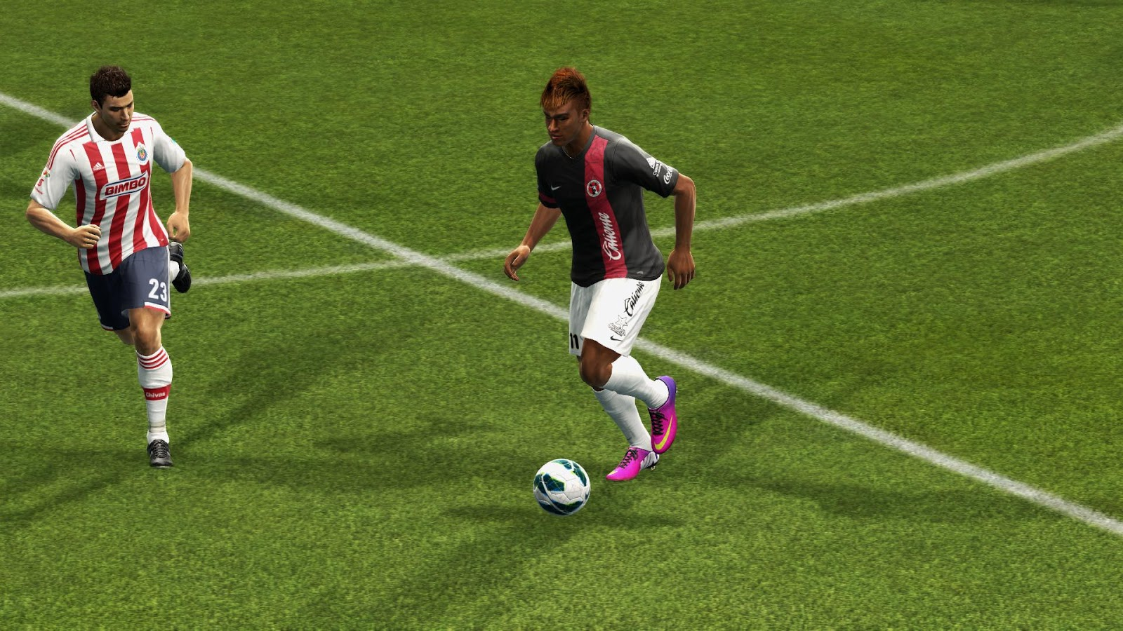 PESEdit.com 2013 Patch 3.7 - Campeonato Mexicano - PES 2013