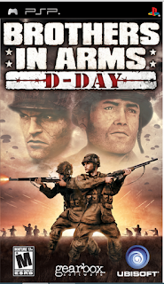 Brother in Arm D-day PSP